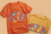 Kids clothes Flat Lay