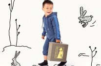 Kids Fashion Model
